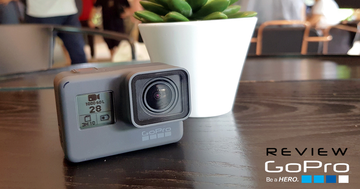 review GoPro HERO6 Black