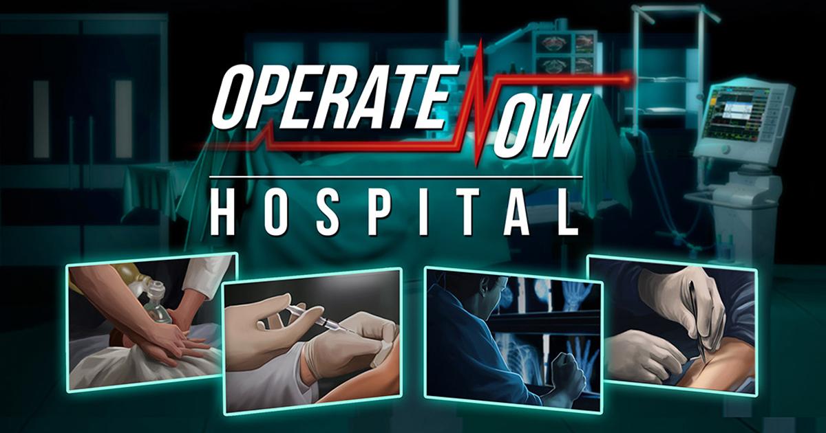 Operation Now: Hospital