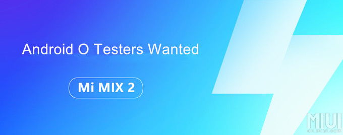 Xiaomi Mi Mix 2 beta