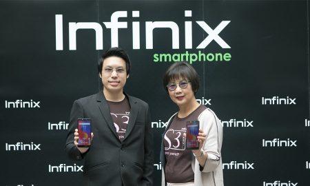 """""""Infinix-S3-(อินฟินิกซ์-เอส3)-""""เซลฟี่สวย-ไม่ง้อแสง""""-feat"""