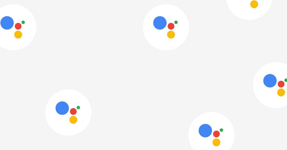 Google Assistant at Google IO 2018