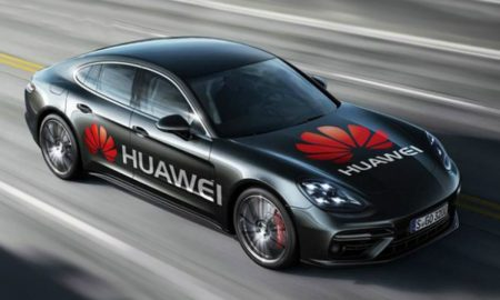Huawei Mate 10 Pro Drive Car