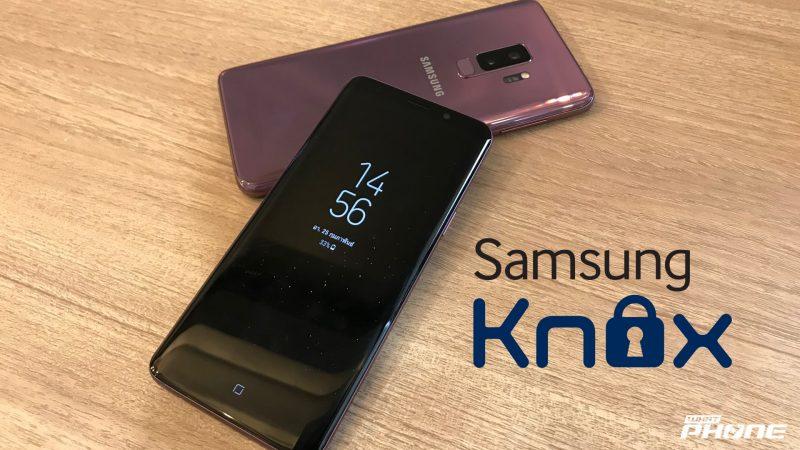 samsung s9 knox