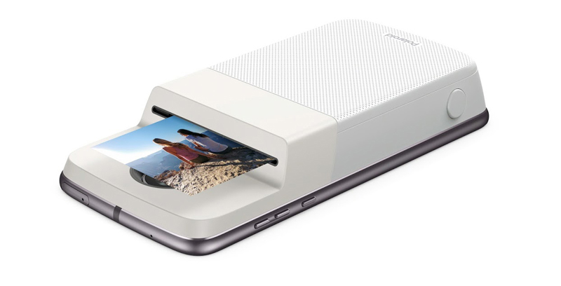 Polaroid Insta-Share Printer for Moto Mod
