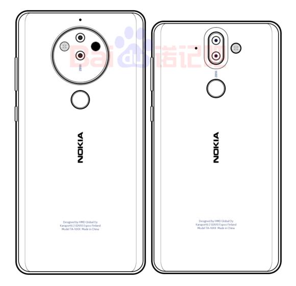 Nokia 10 Nokia 9 Nokia 8 Pro