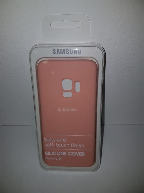 Silicone Cover for Samsung Galaxy S9