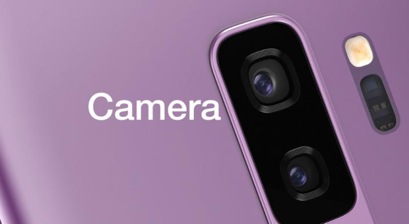 Samsung S9+ Camera