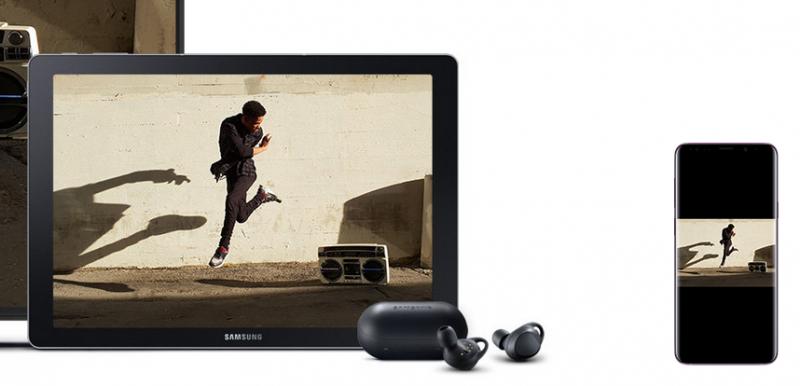 Samsung Sharing S9