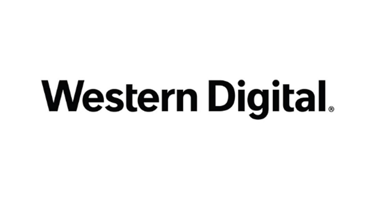 Western Digital -LOGO feat