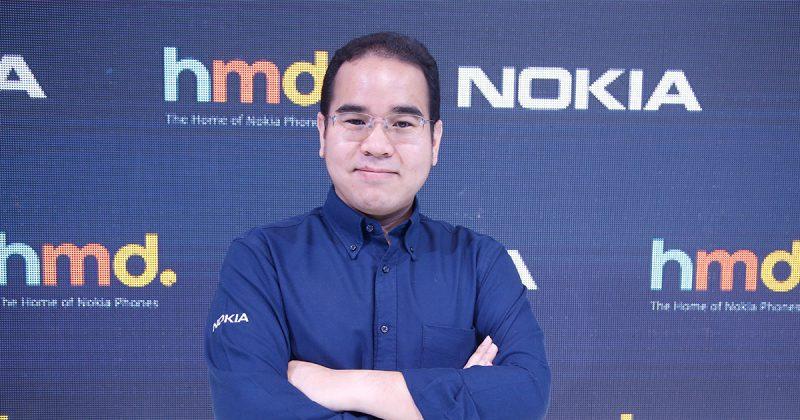 ธนเดช-ช่วงแก้ววิเศษ-ผู้อำนวยการฝ่ายการตลาด-บริษัท-เอชเอ็มดี-โกลบอล-Nokia
