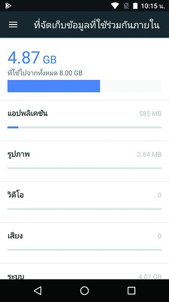 Nokia 2 Screen