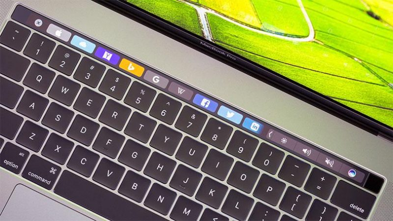 Apple MacBook Pro Touch Bar Butterfly