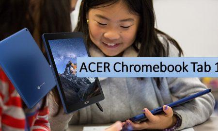 Acer Chromebook Tab 10 Head