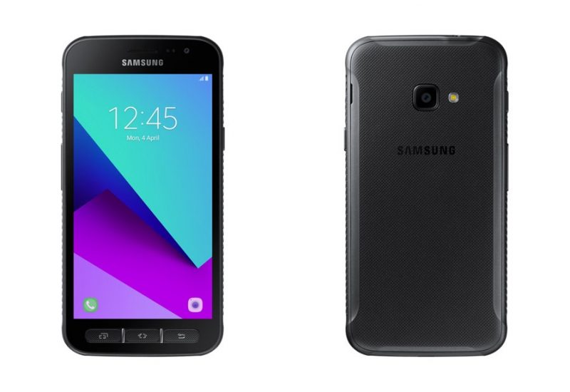 Galaxy Xcover 4 render