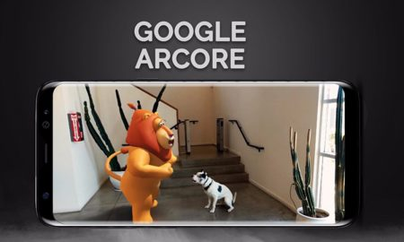 Google ARcore For Samsung Galaxy