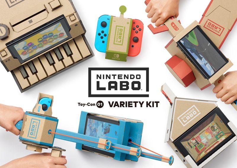 Nintendo Labo  Gadget
