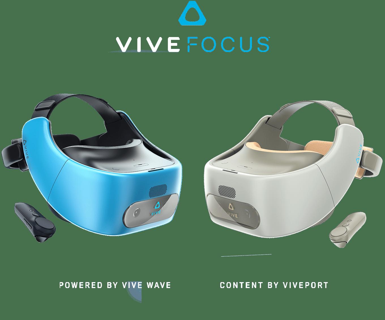 HTC Vive Focus Color