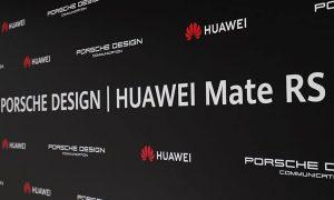 Huawei Mate RS Teaser