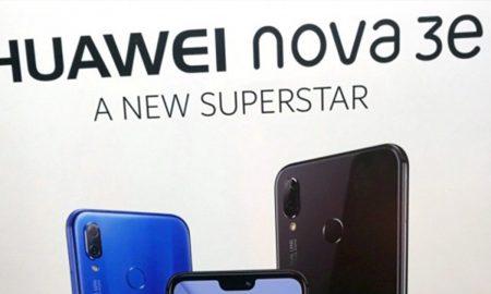 Huawei-Nova-3e-poster