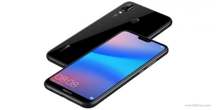 Huawei Nova 3e render leak