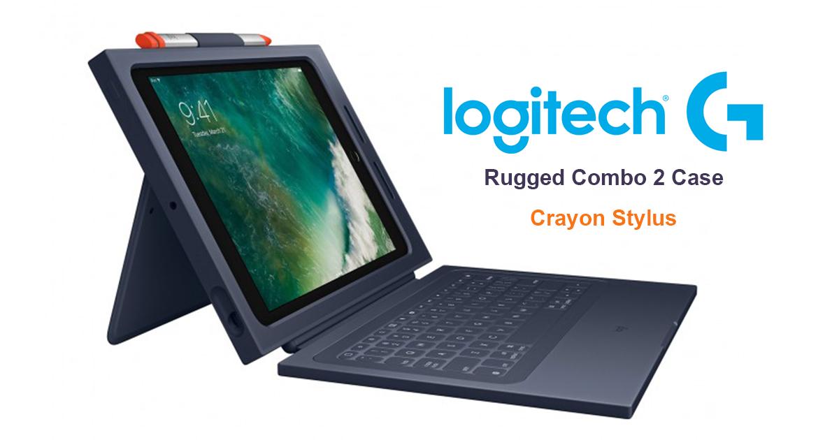 Logitech Accessory for New iPad 2018
