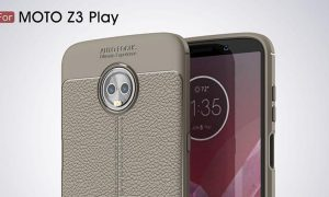 Moto Z3 play Case Heading
