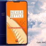 OnePlus 6 Render PurpleBlue