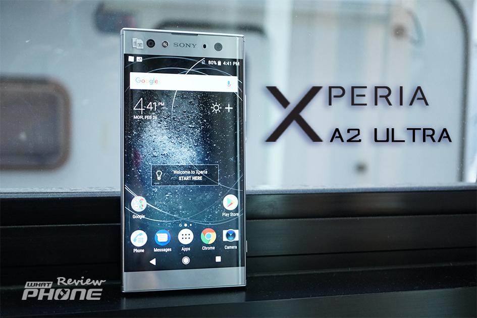 review Sony Xperia XA2 Ultra
