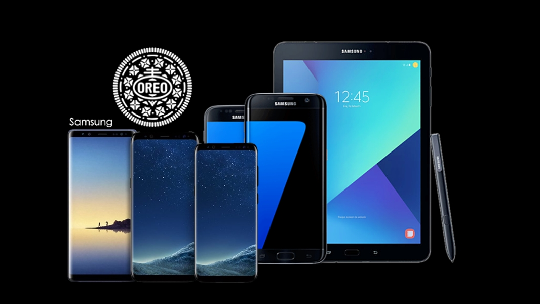 Samsung Galaxy Update 8.0 OREO
