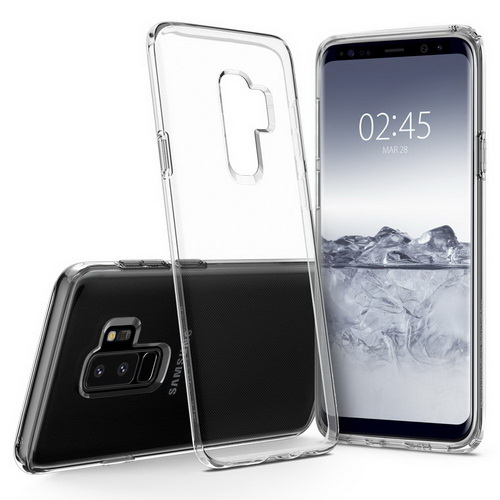 Spigen Crystal Clear for S9 S9+