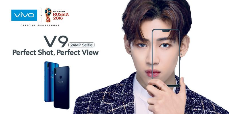 Vivo V9 BamBam GOT7