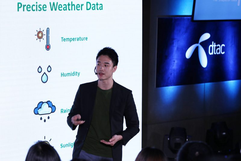 dtac Loop: The Shapes of Data