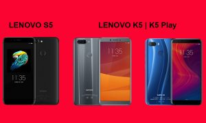 Lenovo S5 K5 K5 Play feature
