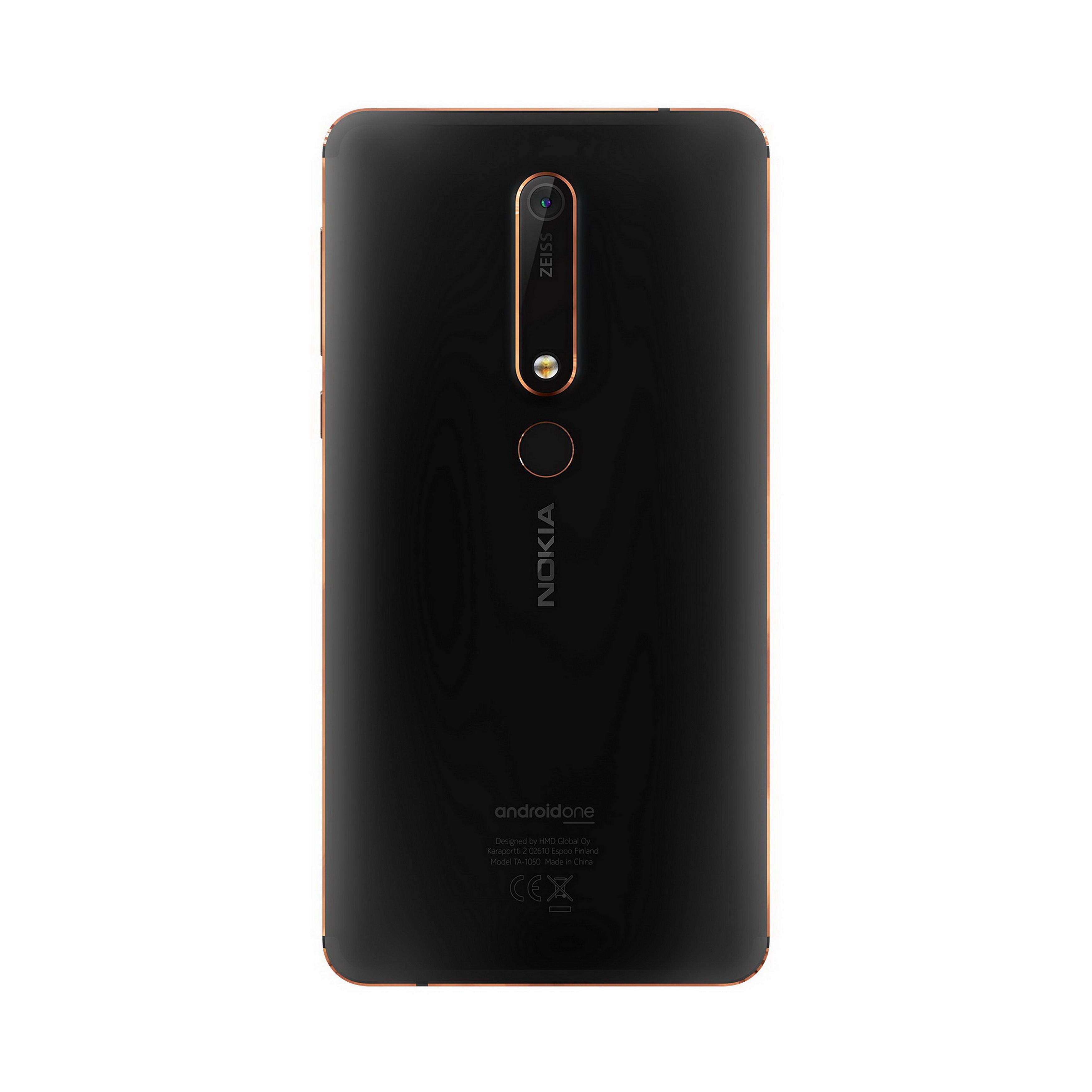 04 HMD_New Nokia6_ROW BlackCopper