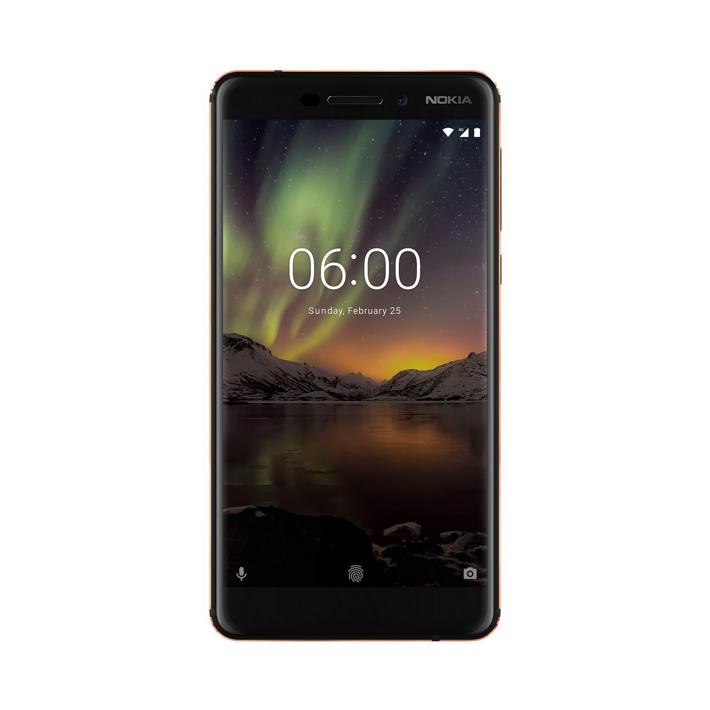 05 HMD_New Nokia6_ROW BlackCopper