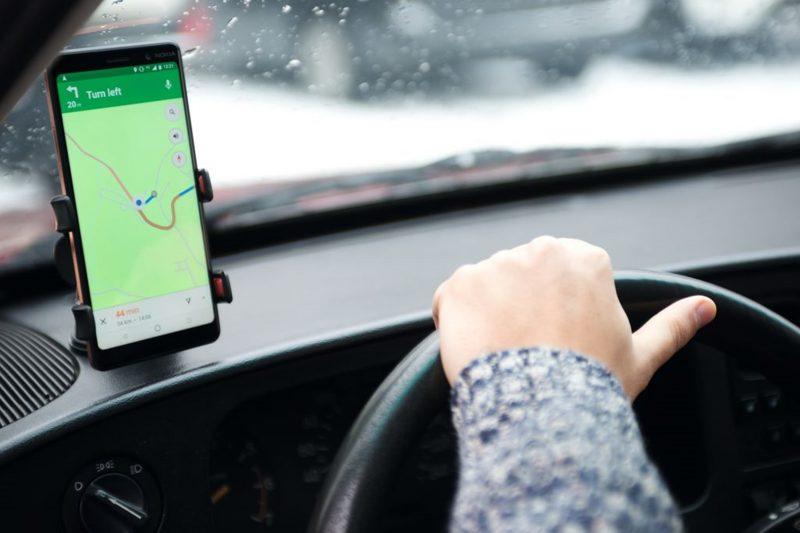 GPS Nokia 7 Plus