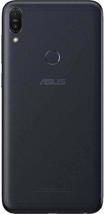 ASUS Zenfone MAX Pro M1 Black Back – 1