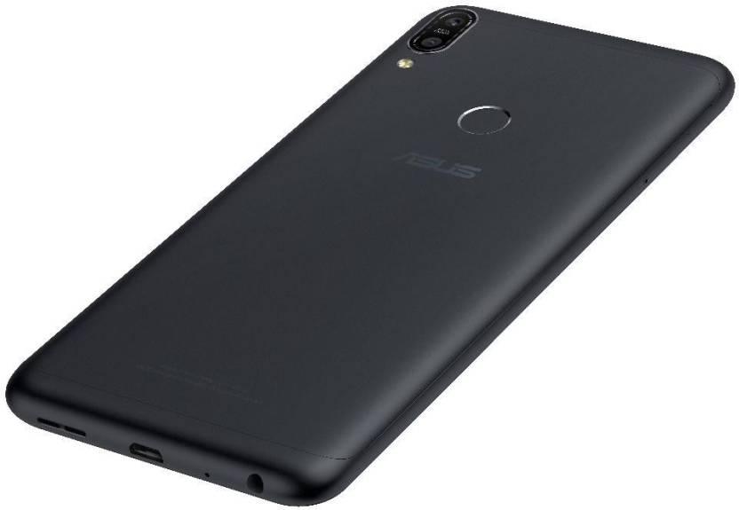 ASUS Zenfone MAX Pro M1 Black Back – 2