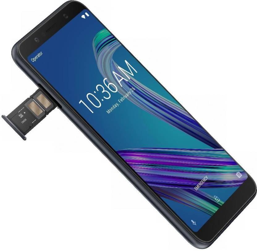 ASUS Zenfone MAX Pro M1 Front – Sim Triple Slot