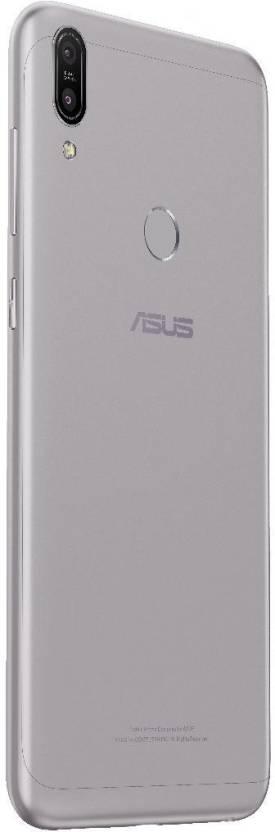 ASUS Zenfone MAX Pro M1 Gray Side – 1