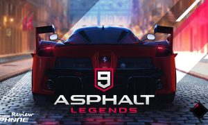 Asphalt: 9 Legends