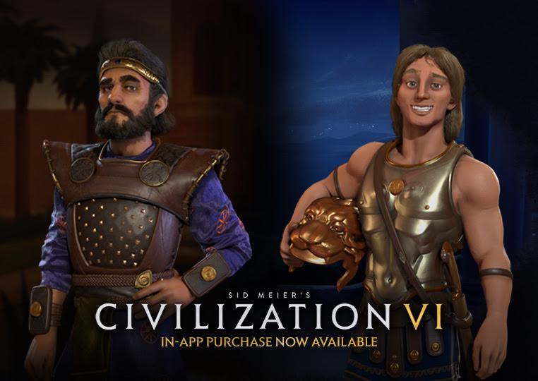 Civilization VI DLC