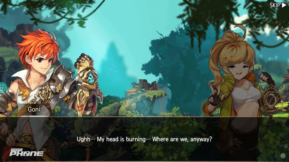 Dragon RPG: Dragon Village M Lightning Dragon