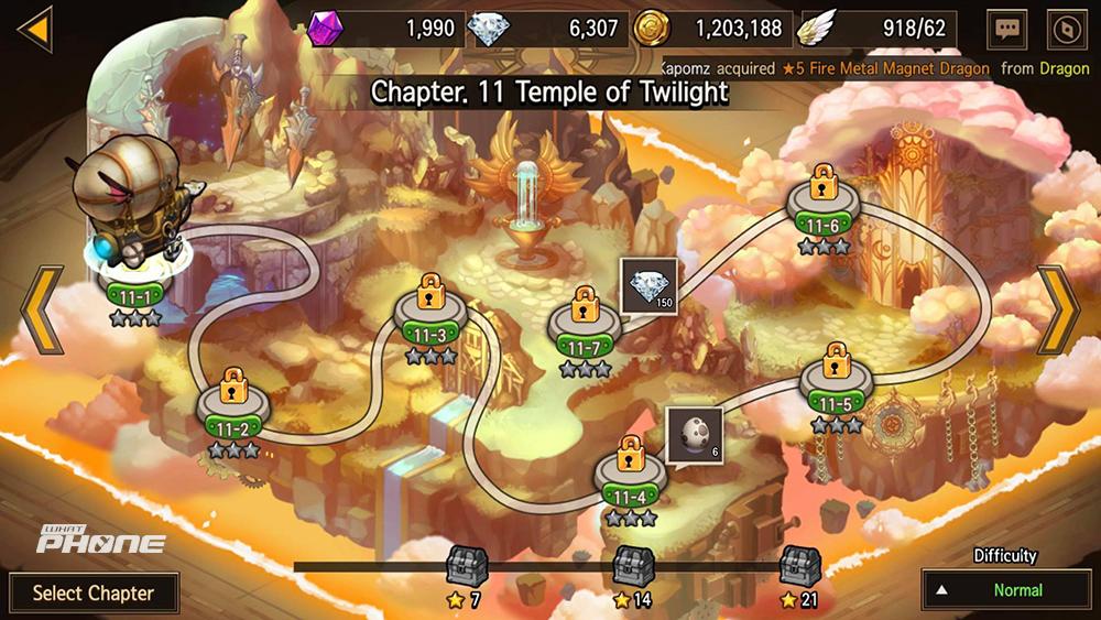 Dragon RPG: Dragon Village M Story Mode