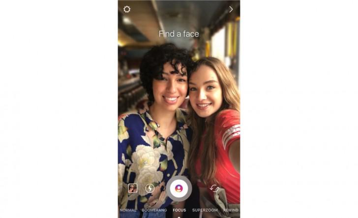Focus Mode Instagram 1