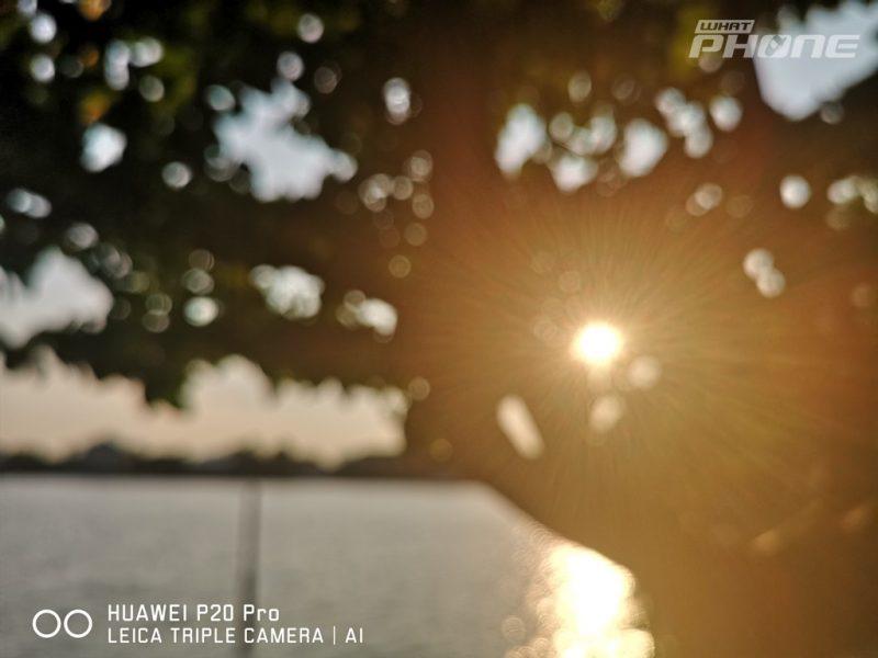 HUAWEI P20 Pro กล้อง