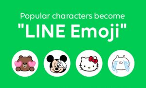 Line Emoji Head