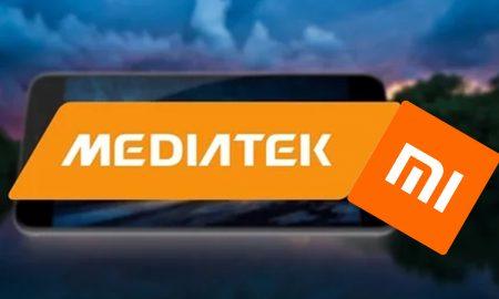 Mediatek and Xiaomi Logo