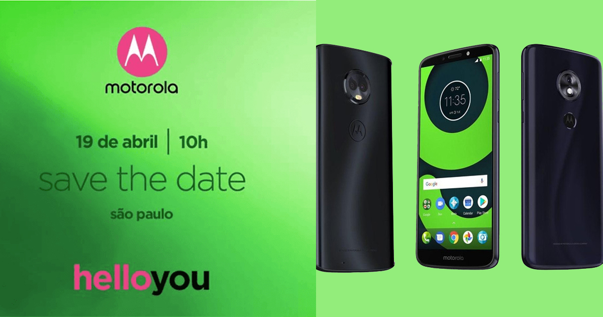 Motorola 19 April launch Head