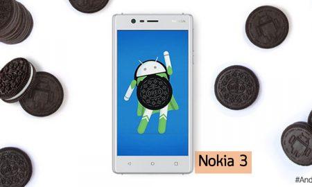 Nokia 3 OREO